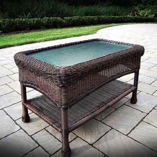 garden coffee table