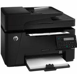 Black MFP M128FN Printer