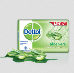 pack Of 4 Dettol Cool Soap Refreshment 75g