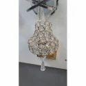 Crystal Designer Wall Hanging Chandelier