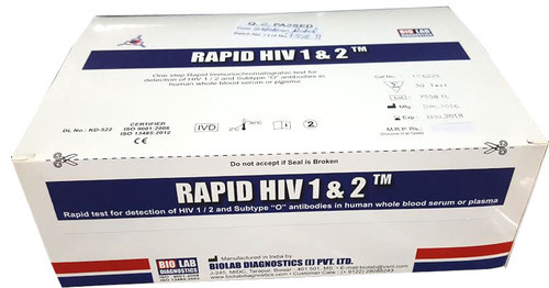 RAPID & UNIQUE PRODUCTS - Rapid HCG Kit - Conclusion Cards (IS6210