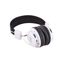 NIA 8820 White-Black  Headphone