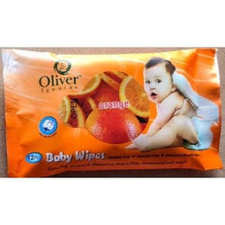Disposable Baby Skincare Wipes