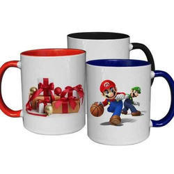 Sublimation Mug With Your Favorite Cartoon Character Print