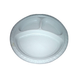White Round Disposable Plate  sc 1 st  IndiaMART & Eco Friendly Disposable Plates Manufacturers Suppliers u0026 Dealers in ...