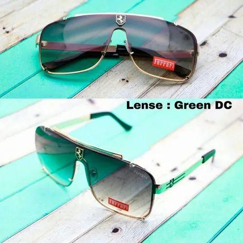 2f21ddb11c Male Ferrari Sunglasses