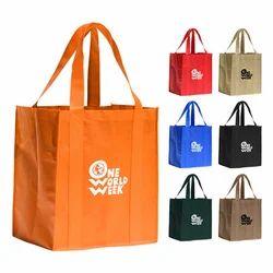 Tri Star Shopping Bag, Bag Size: 20 X 16 X 15