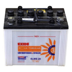 Exide 6LMS 20 Solar Battery