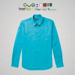 Oek Tex Certified Mens Linen Shirts