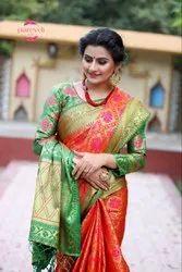 Wedding Wear Pure Kanchivaram Silk Saree