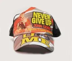 Never Give Up, John Cena Netted Caps and Hats