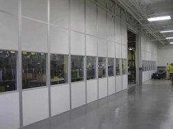 GYPSUM BOARD PARTITION