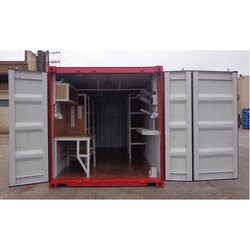 20 Feet Workshop Container
