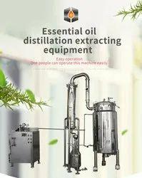 Mentha Oil Distillation Plant