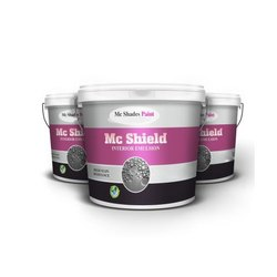 High Sheen Mc Shades Interior Emulsion Paint, Packaging Type: Bucket, for Interior Walls