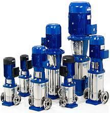Dp pumps Vertical Line Centrifugal Pumps