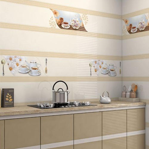 Printed Kitchen Tile