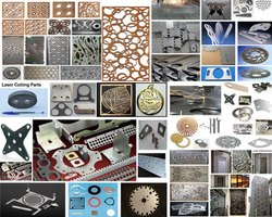 Stainless Steel Laser Cutting