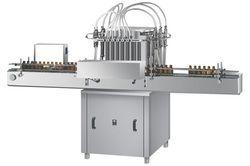 Automatic Six Head Volumetric Filling Machine