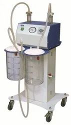 ASCO Semi-Automatic Crown Series Suction Unit - SU507A, For Medical