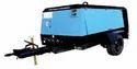 Screw Air Compressor-Diesel Engine Driven Portable Compressors