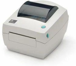 white Zebra Barcode Printer GC 420, Model no.: GC420d