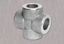Carbon Steel Socket Weld Equal Cross