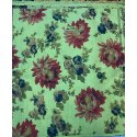 Flower Design Digital Print Fabric