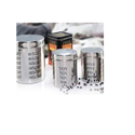 Stainless Steel Canister (canister W/etching), For Hotel/restaurant