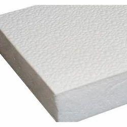 White 25 mm Plain Thermocol Sheet, Grade Standard: TF
