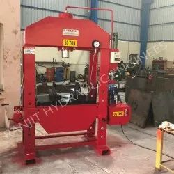 Motorized Hydraulic Press Machine 60 Ton
