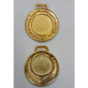 Gold Plated Metal Medal