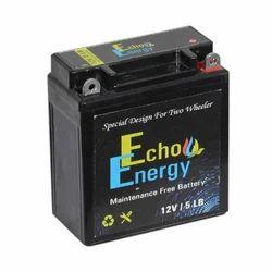 Echo-Energy 5LB Two Wheeler Battery