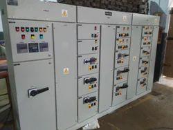 Auto Changeover Control Panel