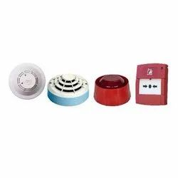 Morley Fire Alarm System And Panel