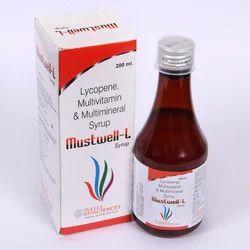 B Complex L Lysine Syrup