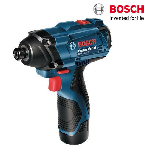 Bosch Gdr 120 Li Professional Cordless Impact Driver 8 Mm 12 V
