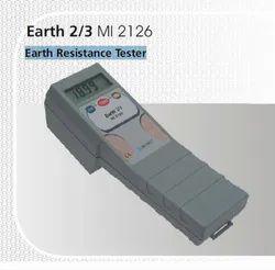 Metrel MI 2126 Earth Resistance Tester