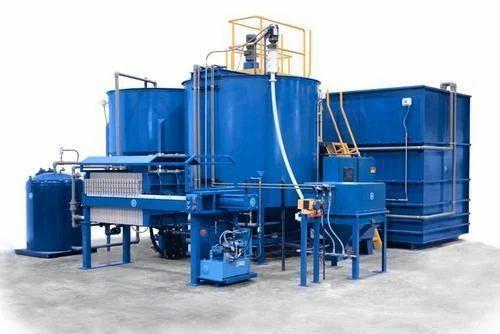 Sewage Treatment Equipment, Wastewater Treatment Plant, | ID: 16617679612