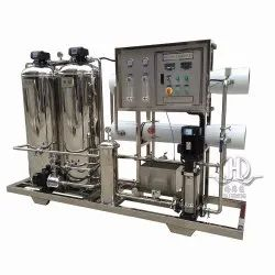 2000 LPH Water Processing System