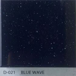 Blue Wave Acrylic Solid Surface