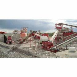 50 TPH Stone Crushing Plant