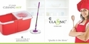 Plastic Single Bucket Classic Cleaning Mop