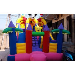 PVC Tarpaulin Inflatable Jumper