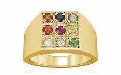 Navratna Ring Gold Men and Women