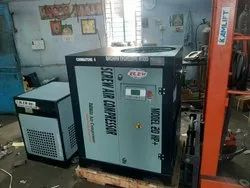 20hp screw air compressor