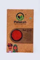 Salem Gundu Palaksh Red Chilli Powder, Packaging Type: PP Bag
