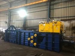 Fully Automatic Horizontal Baler For OCC