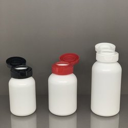 Tablet Plastic Container