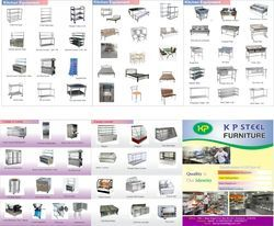 Stainless Steel Kitchen Equipment, For Commercial